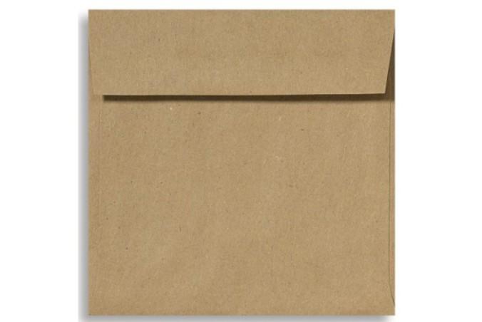 the Creative Jayne // 5.25x5.25 Kraft Envelopes