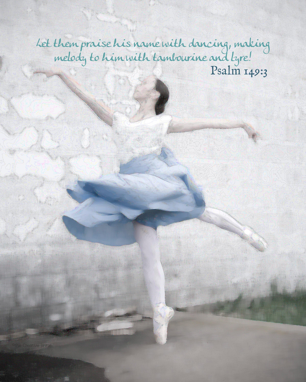 the Creative Jayne // Dance Printable