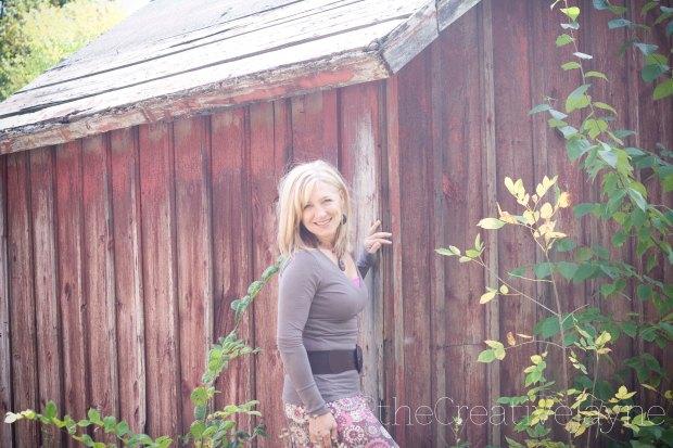 the Creative Jayne // portraits \\ a beautiful blogger
