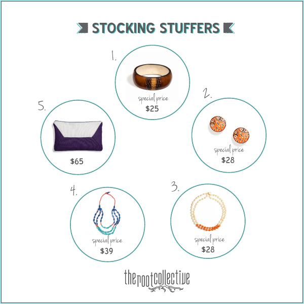the Creative Jayne // the Root Collective \\ Stocking Stuffer guide