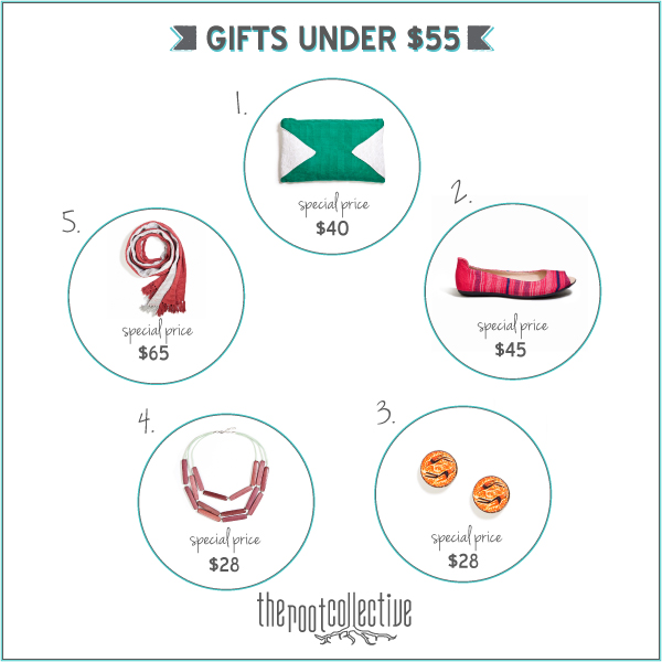 the Creative Jayne // the Root Collective \ gifts under $55