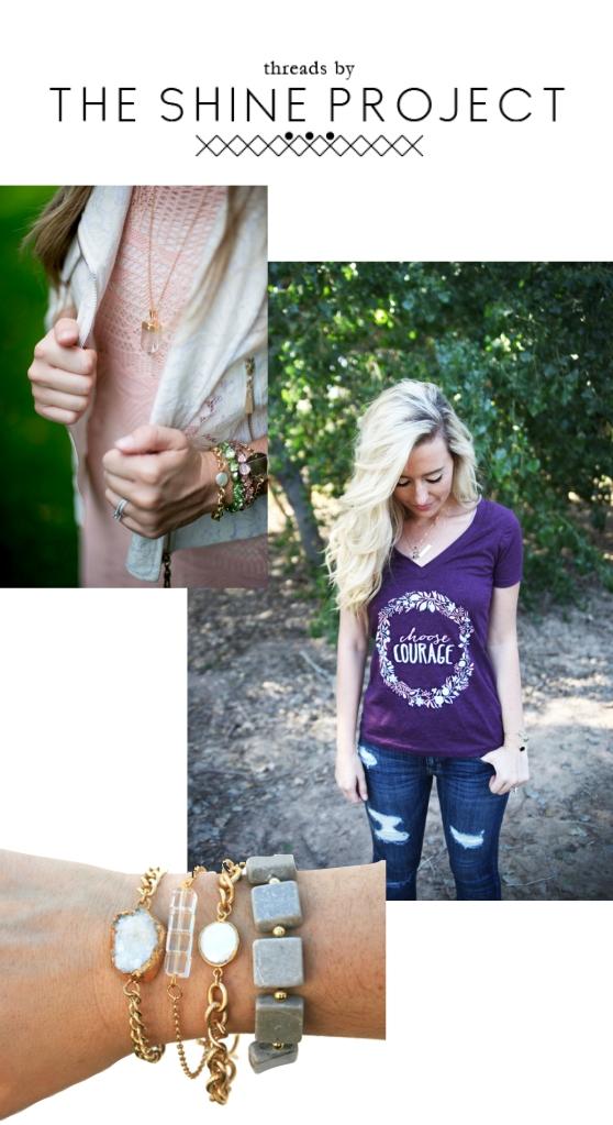 the Creative Jayne // Favorites gifts that give back \ the Shine Project @kaylajayne14 @Kayla_J_Nelson