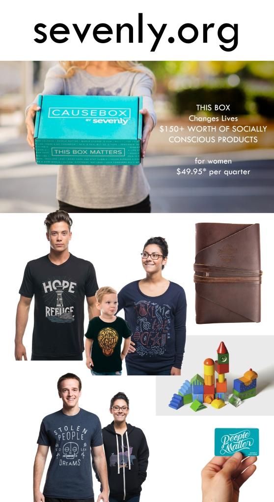 the Creative Jayne // Favorites gifts that give back \\ sevenly.org @kaylajayne14 @Kayla_J_Nelson