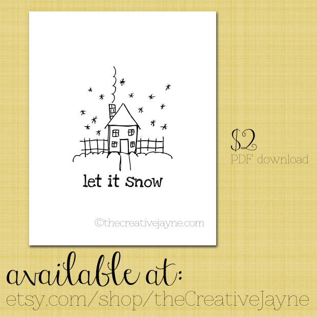 the Creative Jayne // in the shop \\ prints