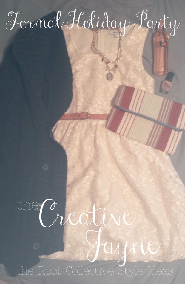 the creative jayne // the root collective \\ item review // formal holiday party