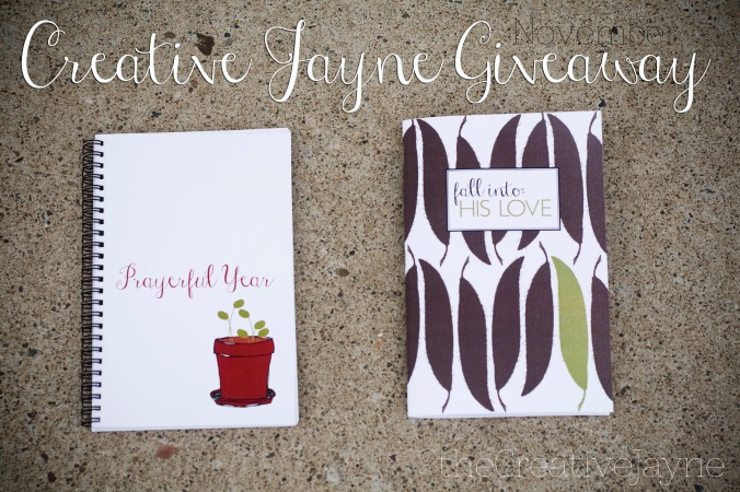 the Creative Jayne giveaway november 2014_3