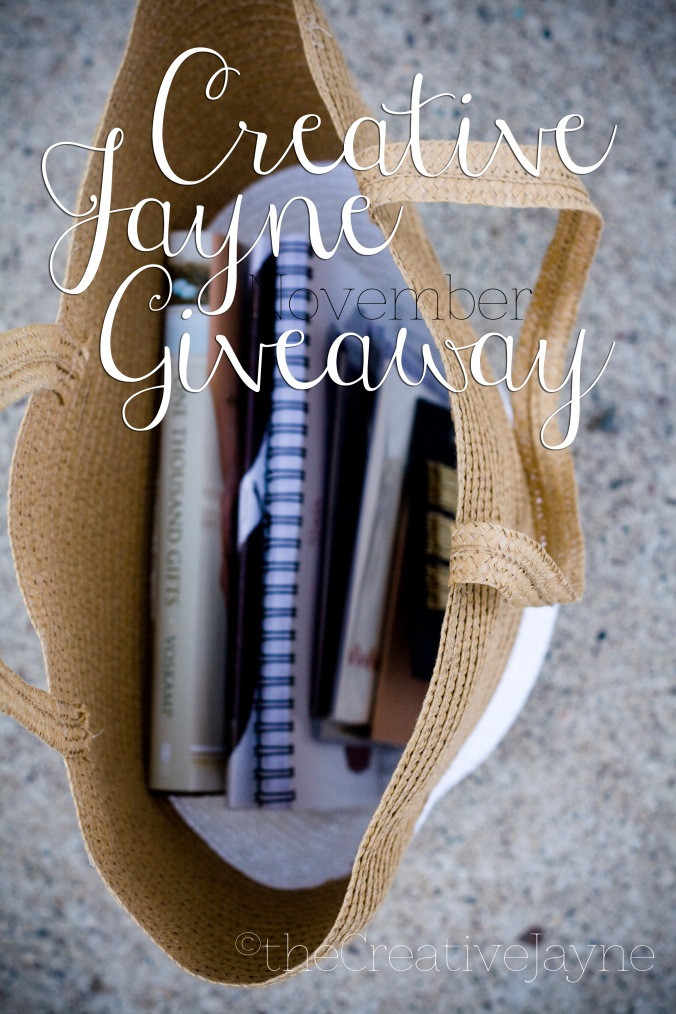 the Creative Jayne giveaway november 2014_7