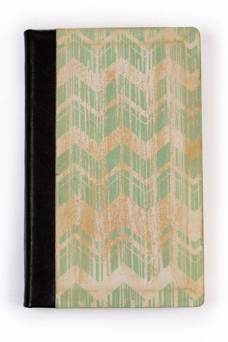 project hazina wood cover journal
