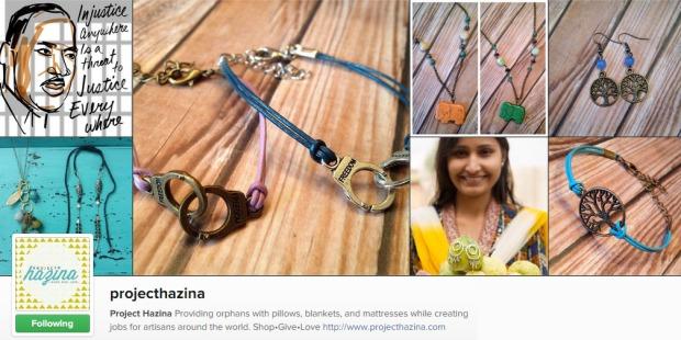 the creative jayne / 5 on friday  project hazina