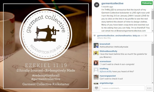 the creative jayne / 5 on friday  garment collective