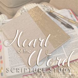 heart of the word study