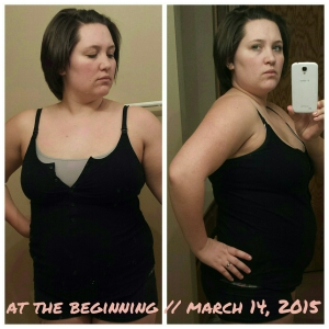 the Creative Jayne // beginning weight loss