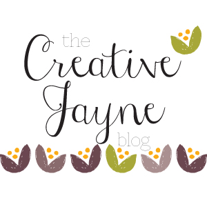 the Creative Jayne blog