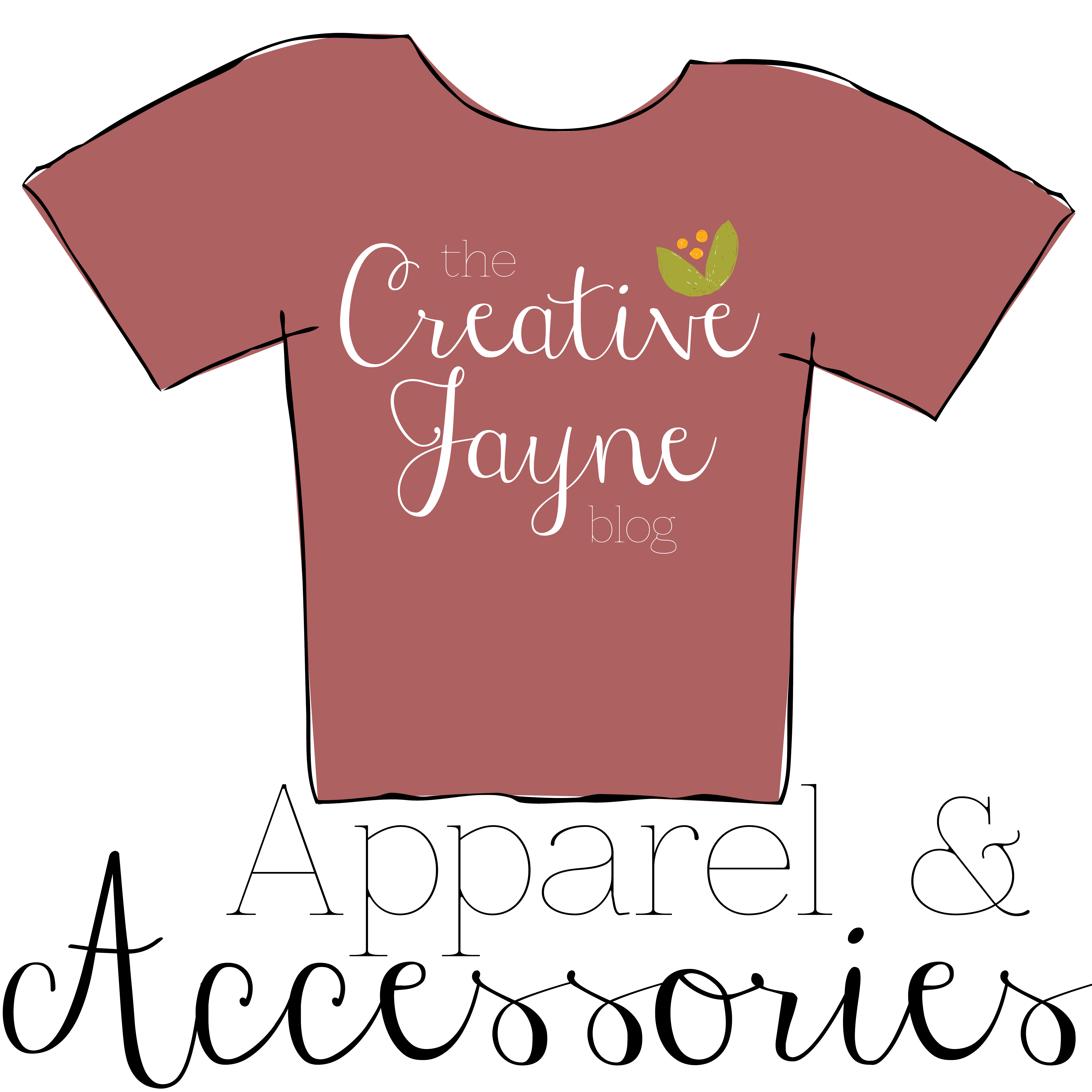 the Creative Jayne apparel and accessories shop