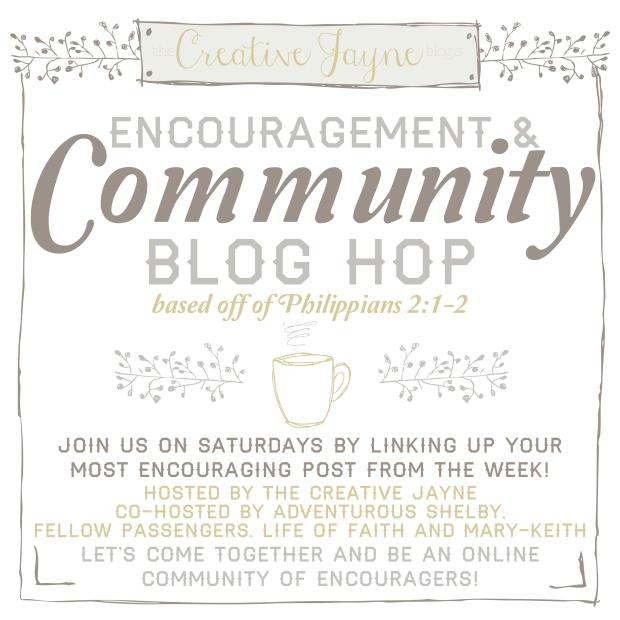 the Creative Jayne Blog Hop Image