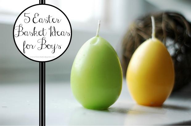 the Creative Jayne Easter Basket Ideas