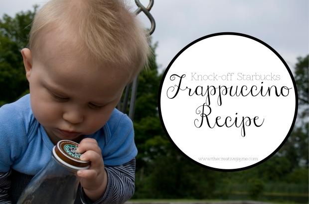 the Creative Jayne Frappuccino Recipe