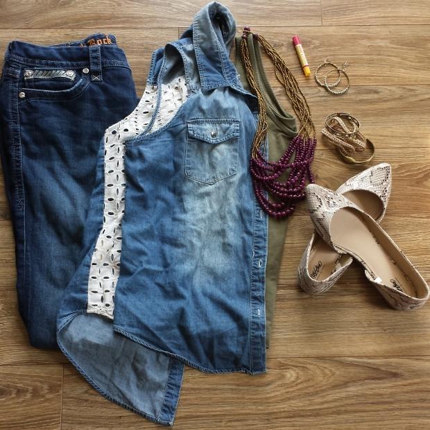 wear it wednesday | how i chambray | the creative jayne