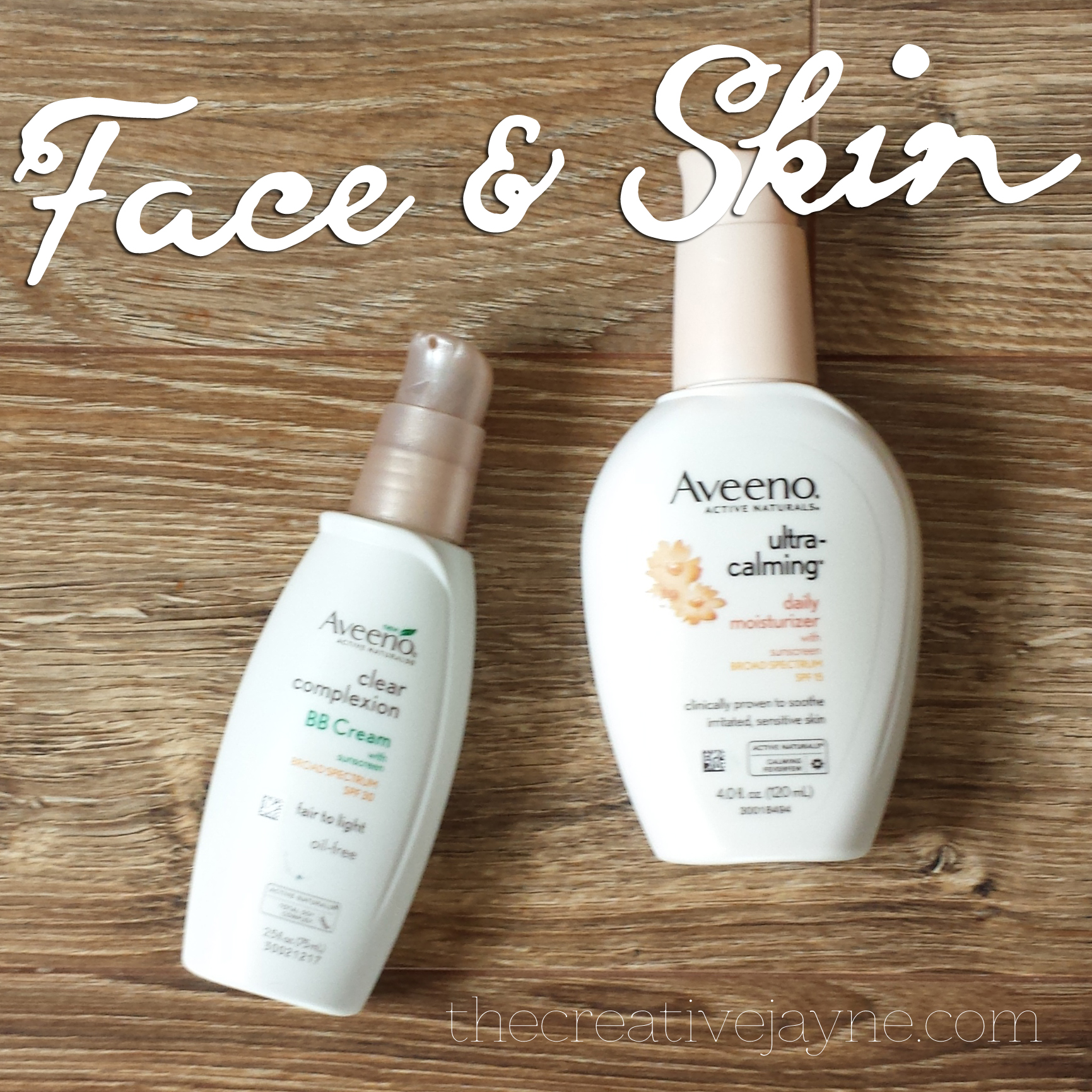 wear it wednesday | face and skin | the creative jayne