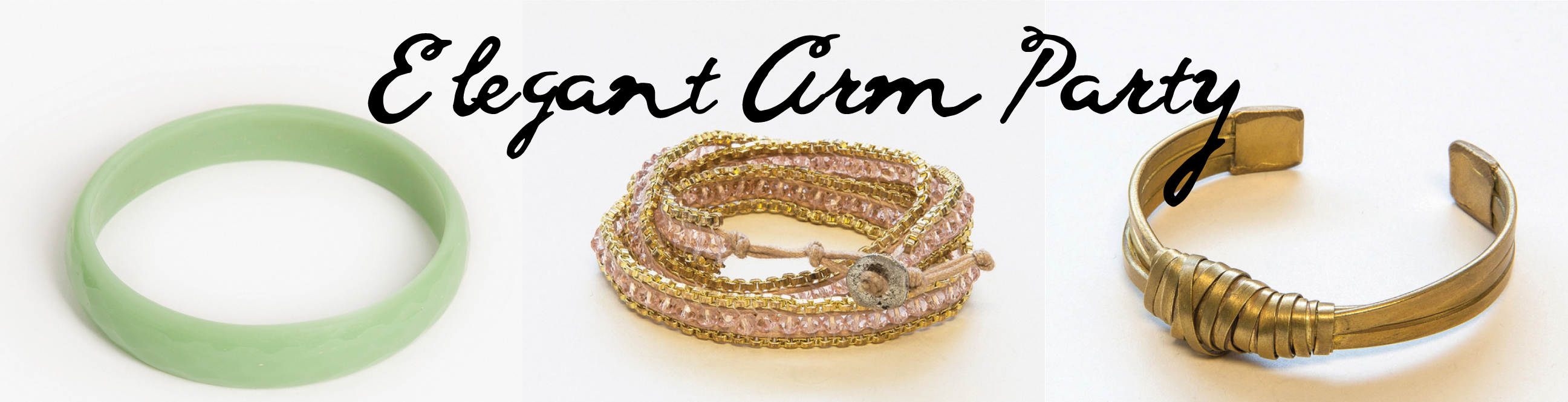 wear it wednesday elegant arm party by the creative jayne