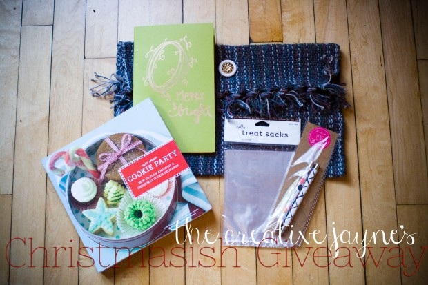 the creative jayne cookie exchange giveaway