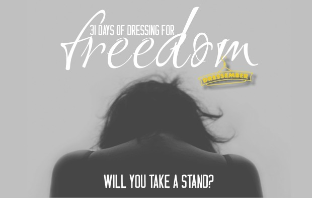 31 days of dressing for freedom profile